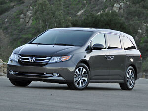 2015 Honda Odyssey TOURING IMMACULATE