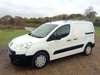 PEUGEOT PARTNER 1.6 HDI DIESEL 2011 11-REG ONLY 94,000 MILES FULL SERVICE HISTORY DRIVES EXCELLENT