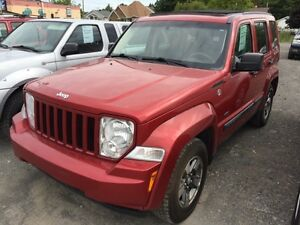 2008 Jeep Liberty Sport 4X4 IMPECCABLE CONVERTIBLE 8495$