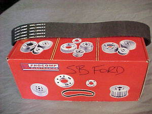 SB FORD 289 302 351W  GILMER BELT DRIVE PULLEY KIT London Ontario image 2