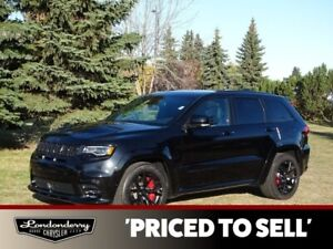 2018 Jeep Grand Cherokee SRT8 AWD               6.4L V8 SRT HEMI