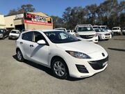 2011 Mazda 3 BL10F2 Neo White 6 Speed Manual Hatchback Greystanes Parramatta Area Preview