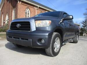 2008 Toyota Tundra SR5 - 4X4+CERTIFIED ONLY $13,960