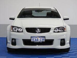 2012 Holden Commodore VE II MY12.5 SV6 Z-Series White 6 Speed Automatic Sedan Jandakot Cockburn Area Preview