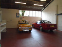 Workshop, Storage, Showroom, Shop to let in Thorney nr Peterborough. 950 Sq Ft.