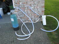 """""""ON THE GO"""" PORTABLE WATER SOFTENER"""