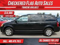 2010 Dodge Grand Caravan SE W/ Cruise-Cold A/C-Stow N' Go