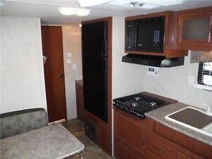 2016 Canyon Cat 27FQC Travel Trailer with Bunkbeds- Sleeps 8 Stratford Kitchener Area image 19