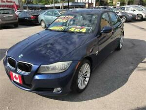 2011 BMW 3 Series 328i xDrive SEDAN...MINT COND...ONLY $10500