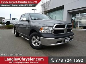 2013 RAM 1500 ST LOCALLY DRIVEN & ONE PREVIOUS OWNER