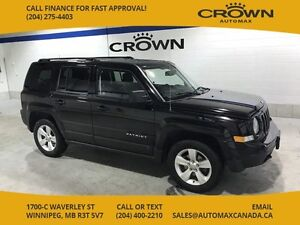 2014 Jeep Patriot North 4WD *Sunroof/Touchscreen/Remote Start*