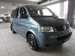 2007 Volkswagen Multivan T5 Comfortline Offroad Grey 6 Speed Tiptronic Van Thornleigh Hornsby Area Preview