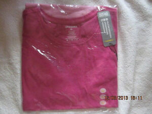 Womens ZAGORRA Work Out T-shirt Pink SIZE XL London Ontario image 1