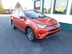 2016 Toyota RAV4 XLE FWD for only $195 bi-weekly all in!