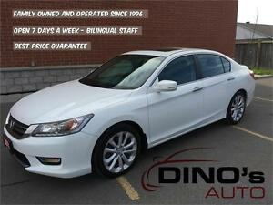 2013 Honda Accord Sedan Touring | $78 Weekly $0 Down *OAC