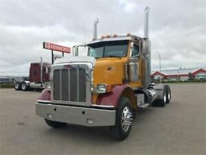 Peterbilt 2015 367 Extended Day Cab