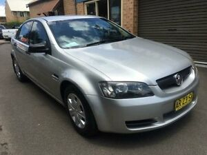 2007 Holden Commodore VE MY08 Omega Silver 4 Speed Automatic Sedan Campbelltown Campbelltown Area Preview