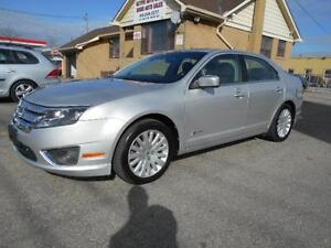 2010 FORD Fusion Hybrid 2.5L Automatic Loaded ONLY 70,000KMs