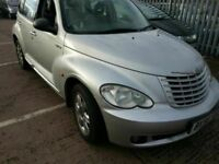 CHRYSLER PT CRUISER 2007 REG AUTOMATIC ALLOYS LEATHER 12 MONTHS MOT