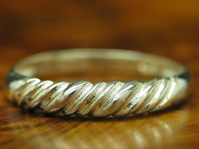 925 STERLING SILBER RING / ECHTSILBER / 1,4g / RG 60