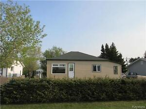 Cute 2 BR home in a great place! Rossburn MB
