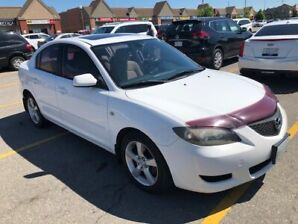 2005 Mazda 3 Sedan_GREAT CONDITION, LOW MILEAGE