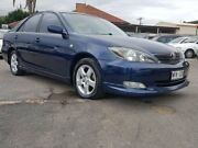 2002 Toyota Camry ACV36R Sportivo Midnight Blue 4 Speed Automatic Sedan Enfield Port Adelaide Area Preview