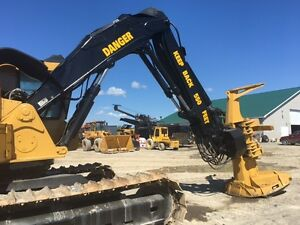 2004 Tigercat 870 Feller Buncher ( Available)