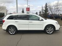 2014 Dodge Journey RT, R/T, Back Up Camera Remote Start Sunroof Red Deer Alberta Preview