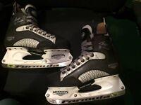 Mission amp flyweight Ice skates. Men's size 7.
