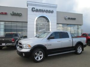 2014 Dodge Ram 1500 Outdoorsman; Remote Keyless Entry, Locking