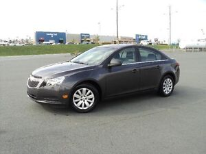 2011 Chevy Cruze for sale (Manual)Low Mileage