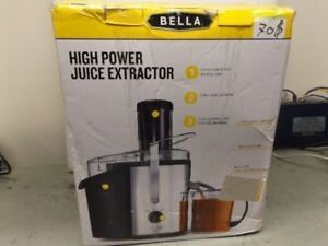 HIGH POWER JUICE- Extractor Healthy Juicer - SALE...SALE...$$ 50