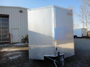 Wedge Front 7 x 16 CargoMate Trailer