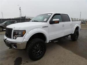 2012 Ford F-150 XLT- LIFTED, FLARES, 20 WHEELS
