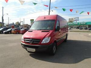 2012 Mercedes-Benz Sprinter EXT
