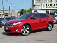 2011 Toyota Venza **LEATHER-PANO ROOF-BACK UP CAM**