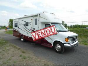 2005 Forest River LEXINGTON 270 GTS MOTORISE A VENDRE CLASSE B T
