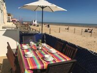 Beach Front Holiday Cottage East Sussex