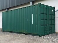 20' Shipping Container £1200 (INCL. VAT)