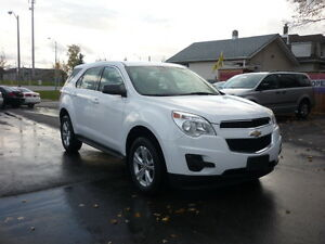 2011 Chevrolet Equinox LS SUV, Crossover ,No Accident Windsor Region Ontario image 1