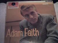 Vinyl LP Adam Faith Adam Faith Parlophone PMC 1162
