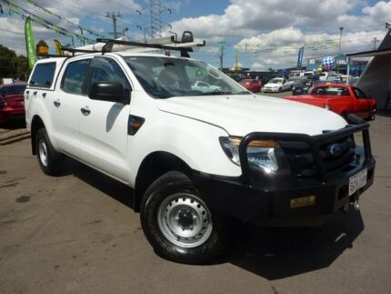 2012 Ford Ranger PX XL 3.2 (4x4) 6 Speed Automatic Dual Cab Utility