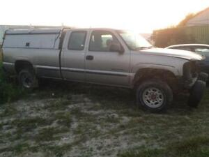 2001 2002 2003 2004 2005 2006 Sierra Silverado Parts Part out