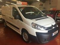2014 (64) CITROEN DISPATCH 2.0 1200 L2H1 ENTERPRISE HDI Manual