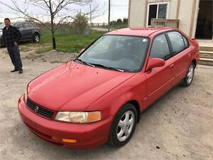 1997 ACURA EL SPORT - 4CYLINDER - AUTOMATIC - POWER OPTIONS