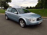Audi A4 AVANT 2.0 FSI SE Estate 5dr Petrol 12 Month MOT