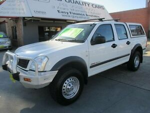 2004 Holden Rodeo RA LX (4x4) Turbo Diesel !! 5 Speed Manual Crew C/Chas Granville Parramatta Area Preview