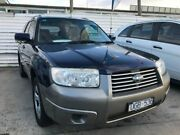 2006 Subaru Forester 79V MY07 X AWD Luxury Blue 4 Speed Automatic Wagon Maidstone Maribyrnong Area Preview