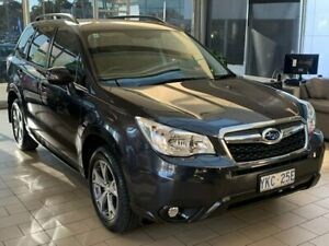 2014 Subaru Forester S4 MY14 2.5i Lineartronic AWD Luxury Grey 6 Speed Constant Variable Wagon Belconnen Belconnen Area Preview